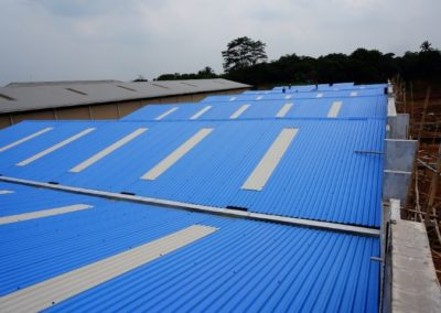 Project Aman Roof 2